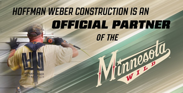 Official Remodeling Partner of the Minnesota Wild