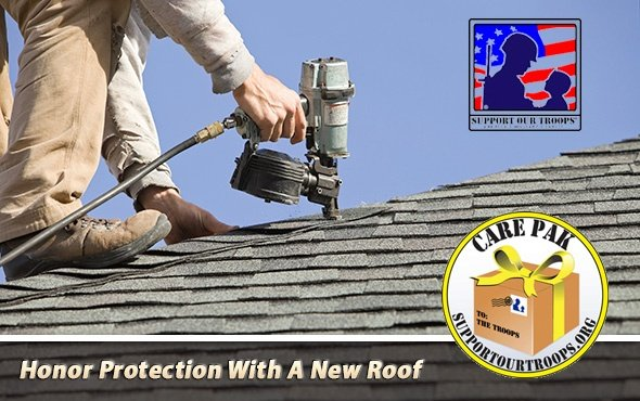 Honor Protection With A New Roof