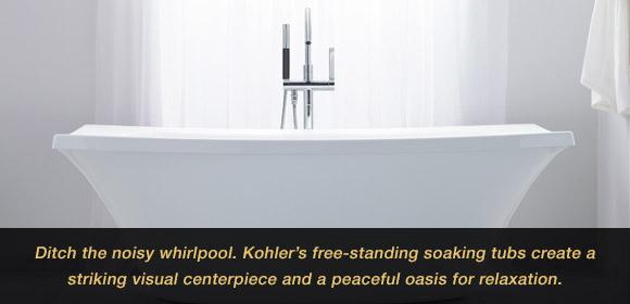 Kohler Ffree Standing Bath Tub
