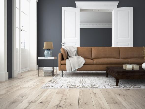 Flooring unifies home design