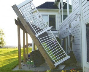 Is Your Aging Deck Still Safe?