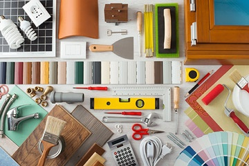 home renovation DIY tools