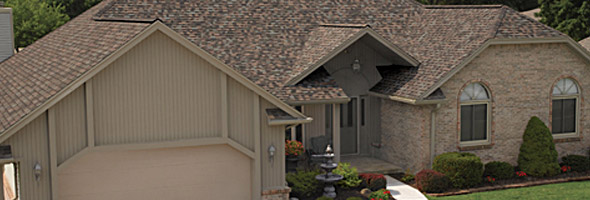 Water Resistent Roof Shingles