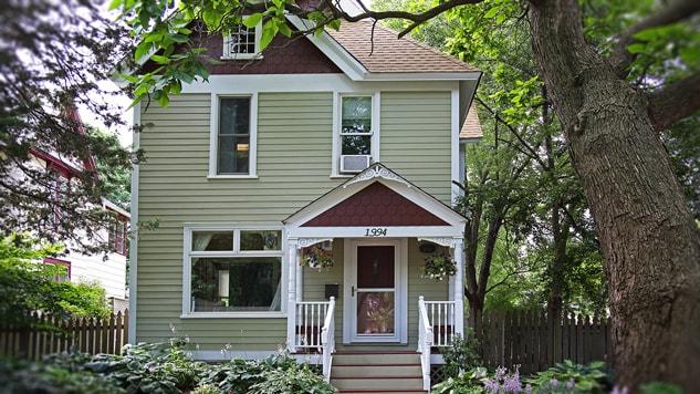 exterior renovation
