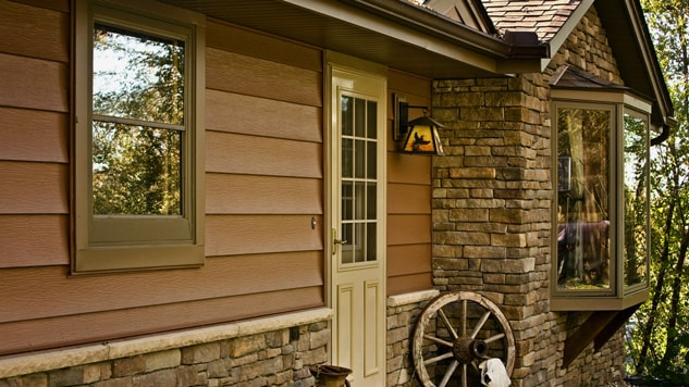 steel and stone siding replacement
