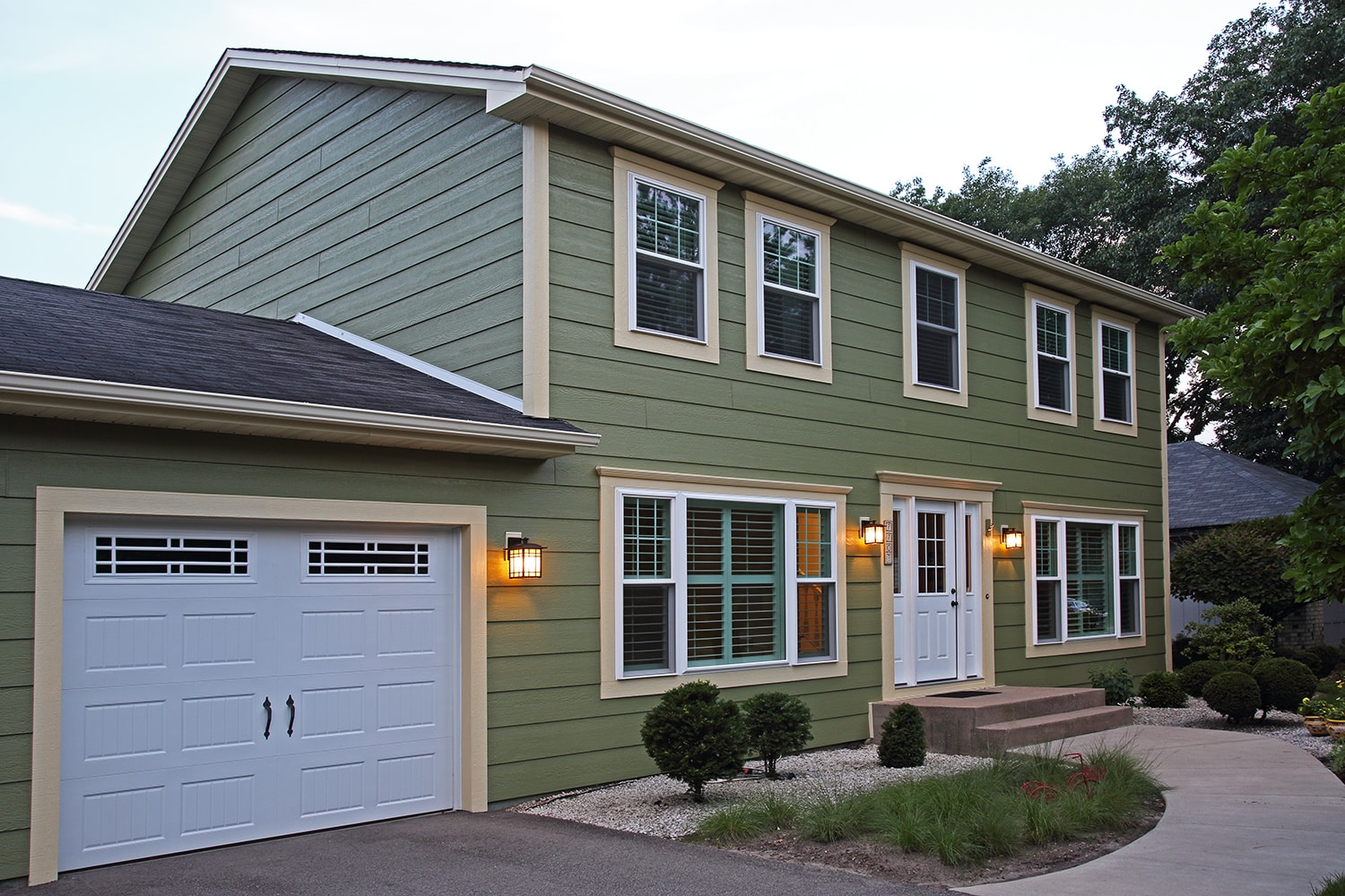 Siding That's Beautiful, Durable, Low-Maintenance and Green