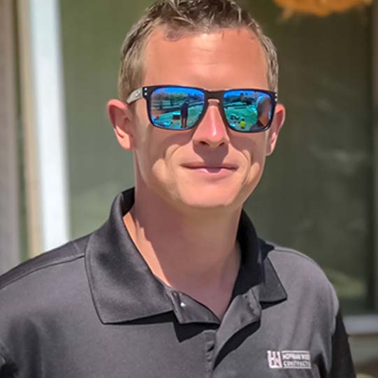 Travis Harvego General Manager