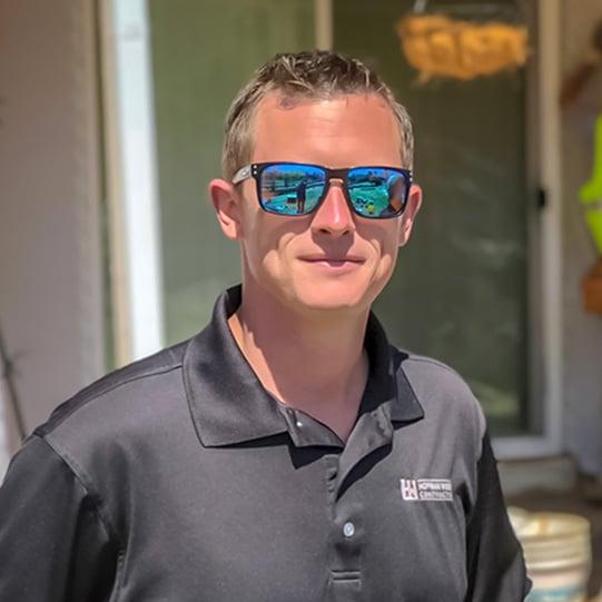 Travis Harvego Denver General Manager