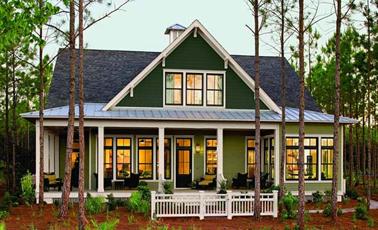 Go Green With Your Siding Thumb