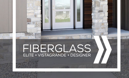 Bayer Built Doors Fiberglass Brochure