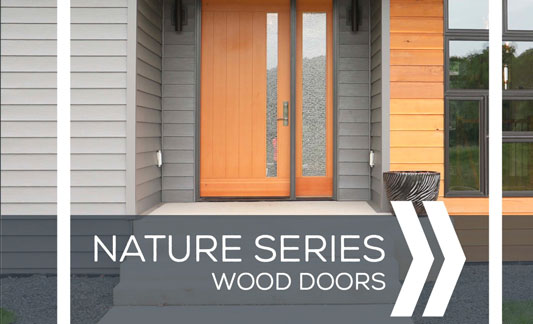 Bayer Built Doors Nature Series Brochure