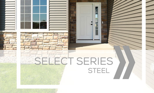 Bayer Built Doors Select Steel Catalog