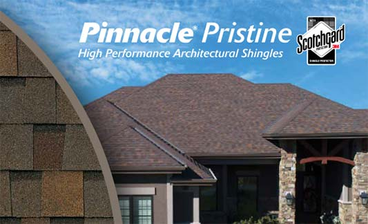 Atlas Roofing Pinnacle Pristine Product Brochure