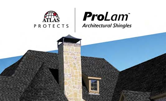 Atlas Roofing ProLam Shingle Product Brochure Thumb