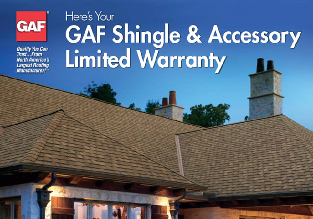 GAF Limited Warranty
