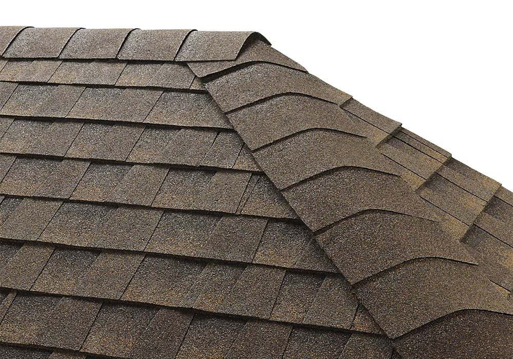 GAF Roofing Hip and Ridge Seal A Ridge