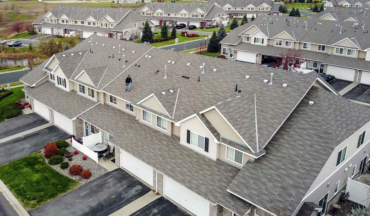 Multifamily Roofing