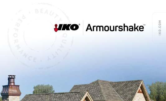 IKO Roofing Armourshake Brochure