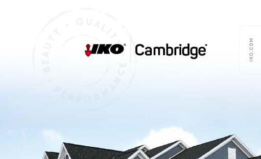IKO Roofing Cambridge Brochure
