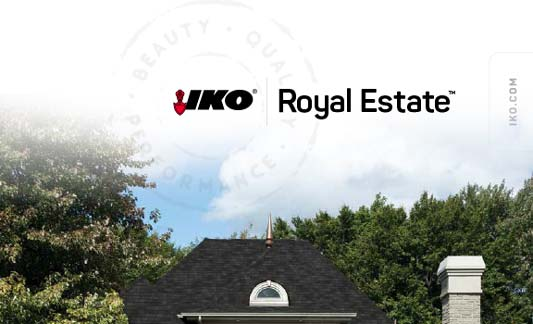 IKO Roofing Royal Estate Brochure