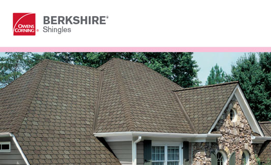 Owens Corning Roofing Berkshire Brochure