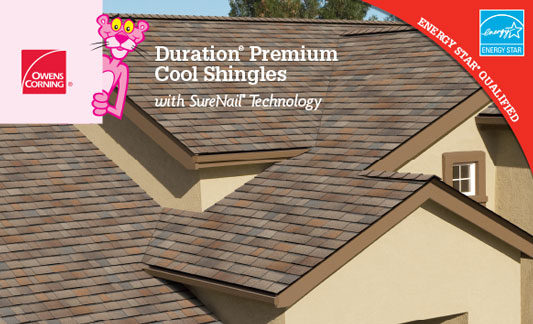 Owens Corning Roofing Duration Premium Cool Brochure