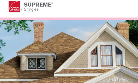 Owens Corning Roofing Supreme Brochure