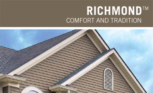 Kaycan Siding Richmond Brochure