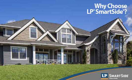 LP Siding SmartSide Benefits Brochure