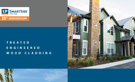 LP Siding SmartSide Commercial Products Brochure