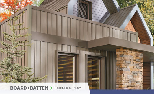 Mastic Siding Board and Batten Brochure