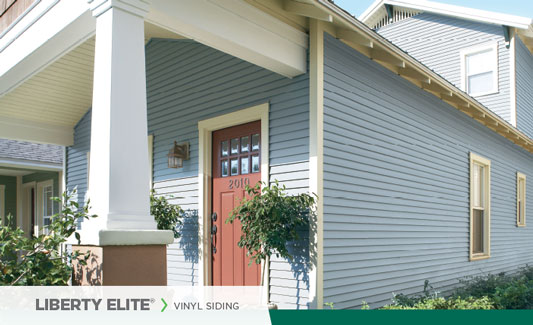 Mastic Siding Liberty Elite Brochure