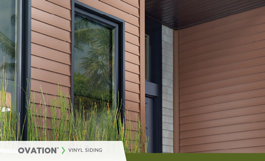 Mastic Siding Ovation Brochure