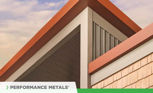 Mastic Siding Performance Metals Brochure