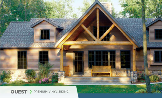 Mastic Siding Quest Brochure