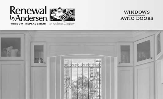 Andersen Windows Renewal Product Brochure