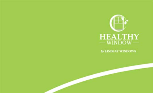 Lindsay Windows Healthy Series Limited Warranty Brochure
