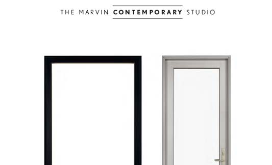 Marvin Windows Contemporary Brochure