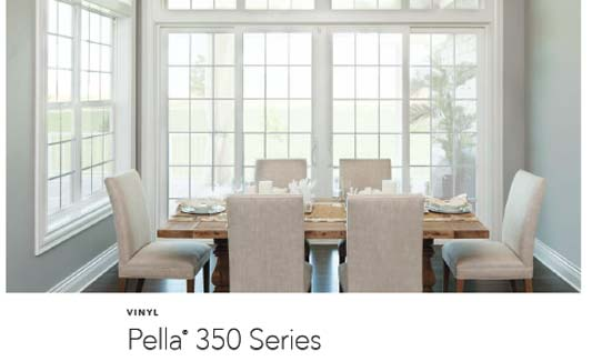 Pella Windows 350 Series Brochure