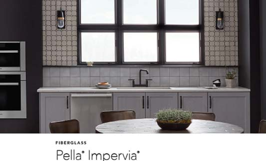 Pella Windows Impervia Brochure