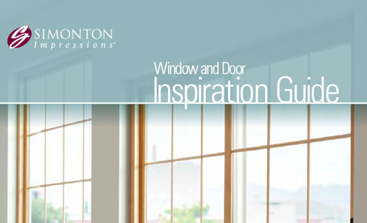 Simonton Windows Impressions Brochure