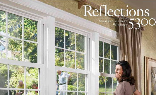 Simonton Windows Reflections 5300 Series Brochure
