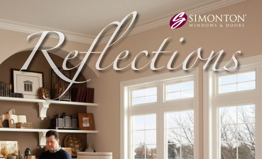 Simonton Windows Reflections 5500 Series Brochure