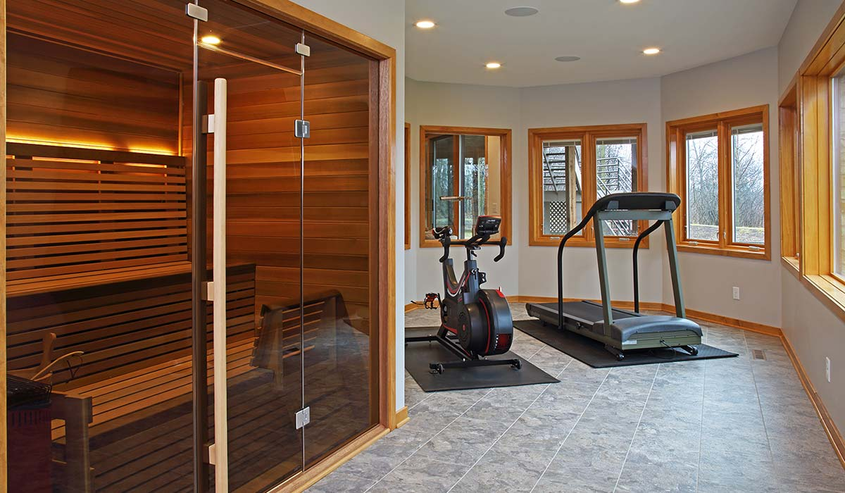 Fitness Room Remodeling