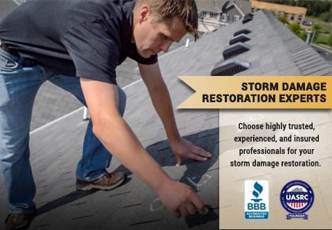 Free Storm Damage Inspection